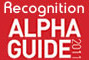 alpha guide recognition